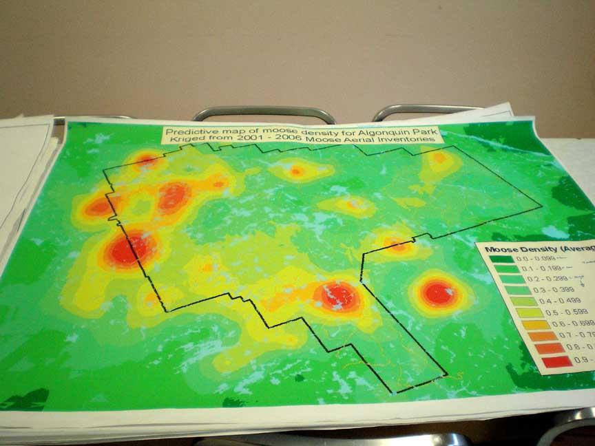 Moose Aerial Population Inventory
